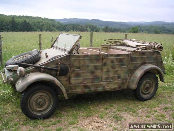 Relique de la bataille des Ardennes