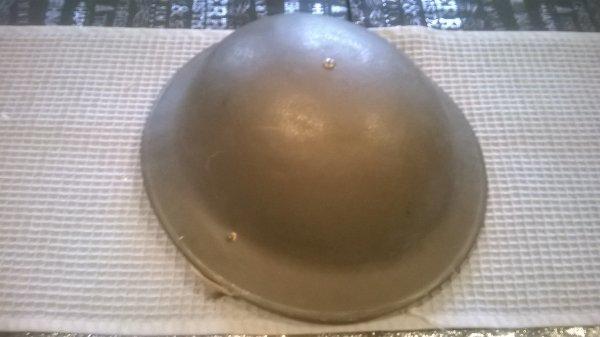 Helmet steel MarkII