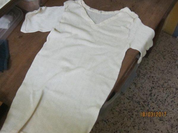 Sous-vêtements allemand ww2