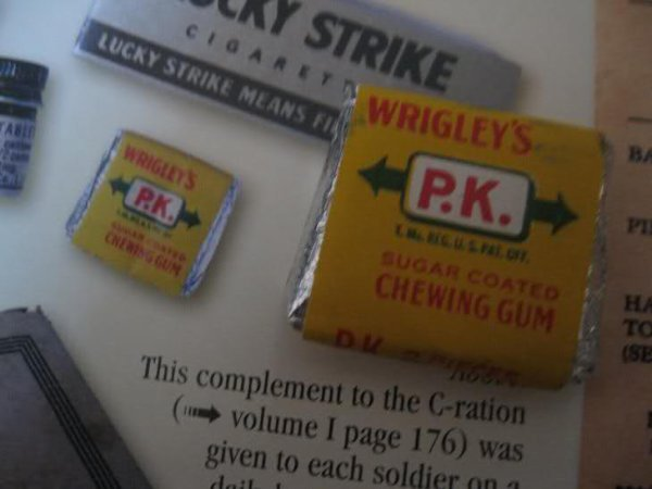 Chewing-gum ww2