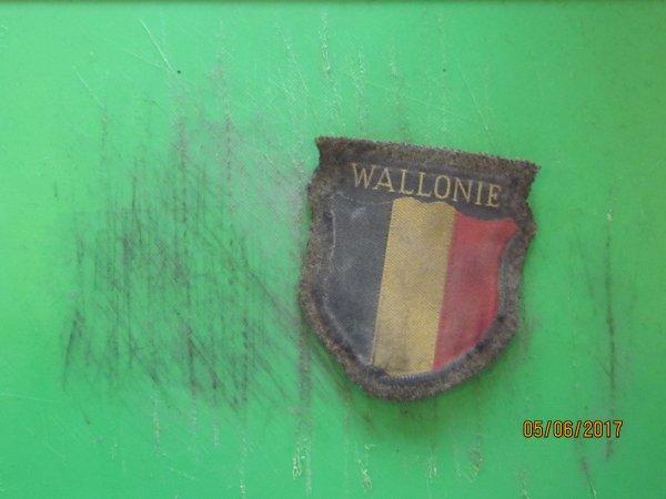 Insigne Légion Wallonie ww2
