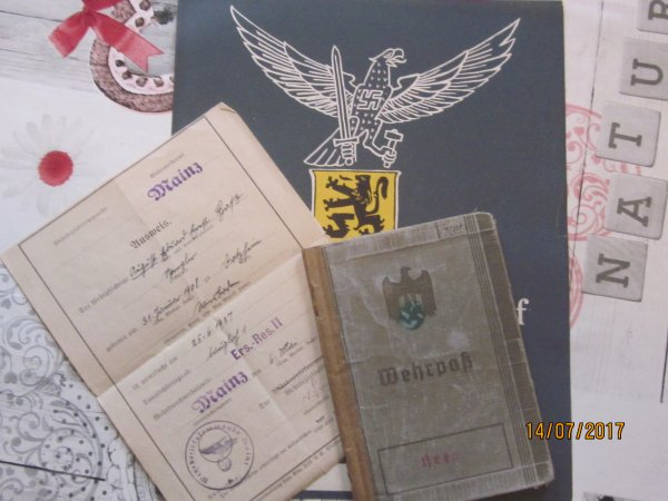Wherpass Allemand ww2