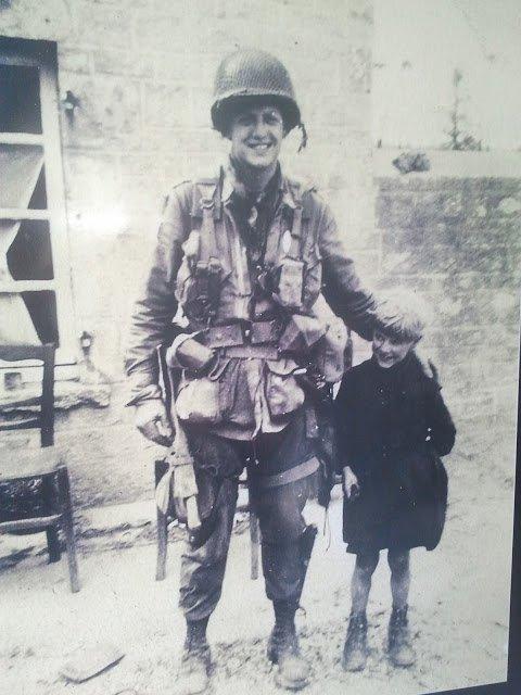 Laissé dans nos Ardennes US WW2