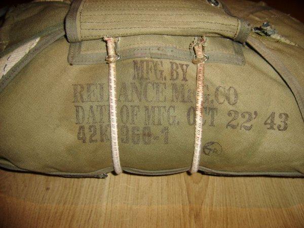 Rentrée US WW2