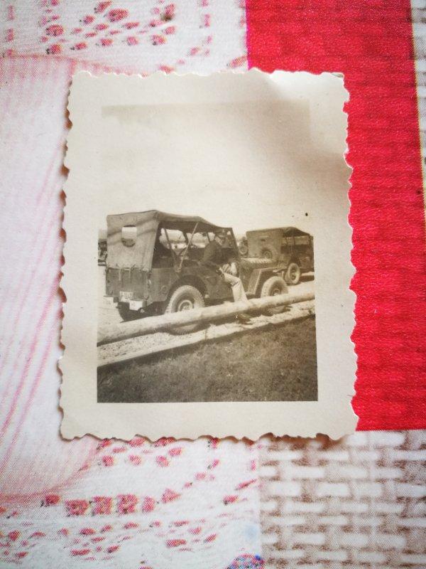 Rentrée de ce weekend don de mon petit frère US WW2