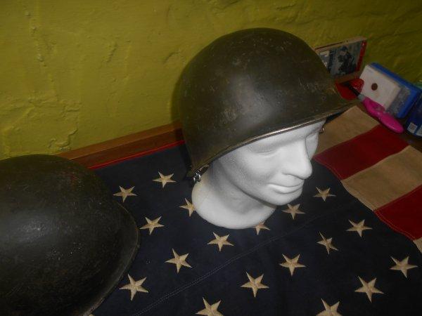 Coque M1 US WW2