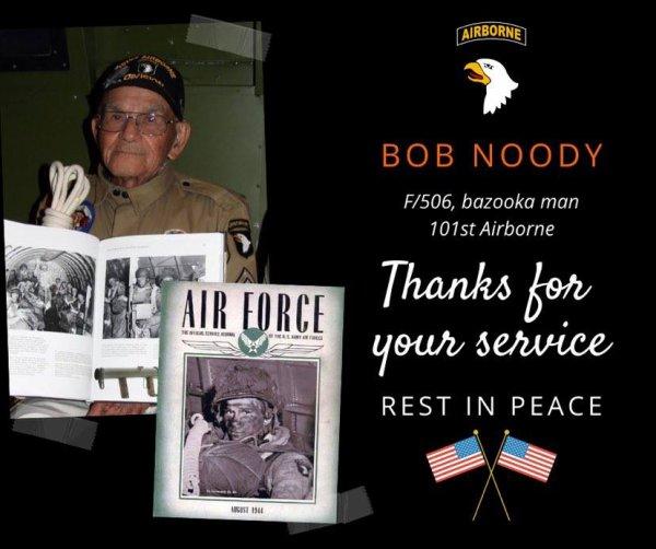 RIP BOB