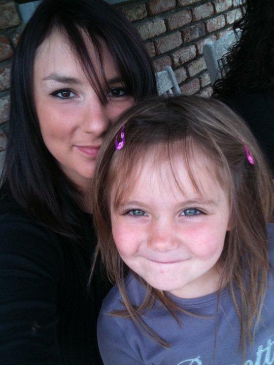 Ma Princesse et moi :-)