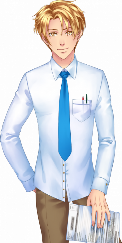Personnage : Nathaniel