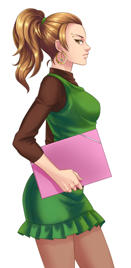 Personnage : Charlotte