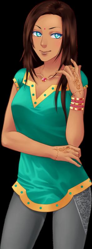 Personnage : Priya