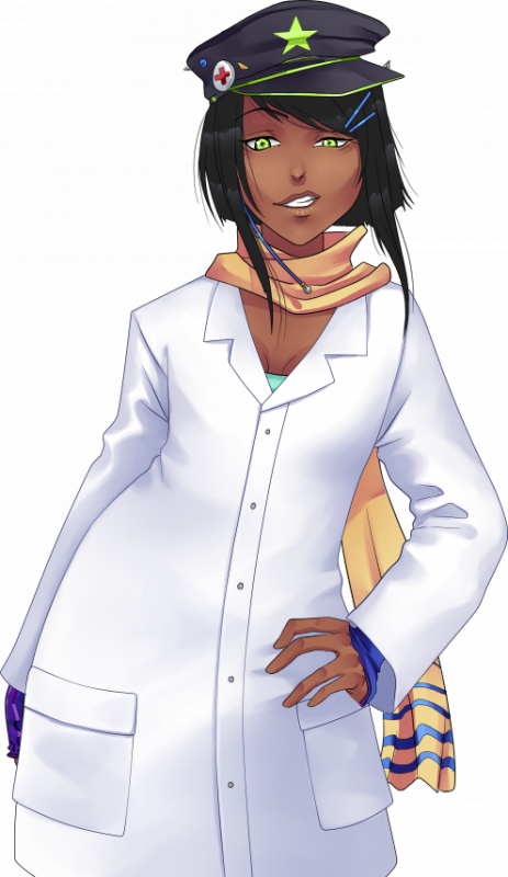 Personnage : Kimberly