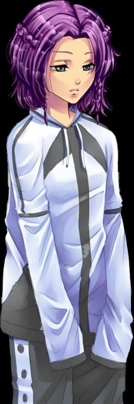 Personnage : Violette