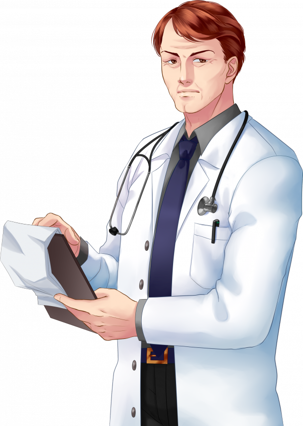 Personnage : Docteur
