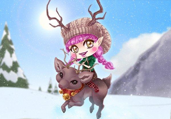 Épisode spécial Noël 2012