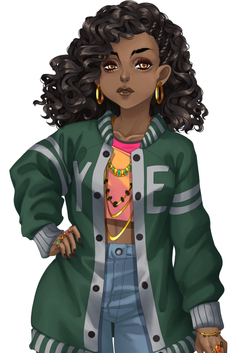 Personnage : Yeleen