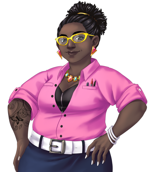 Personnage : Miss Paltry