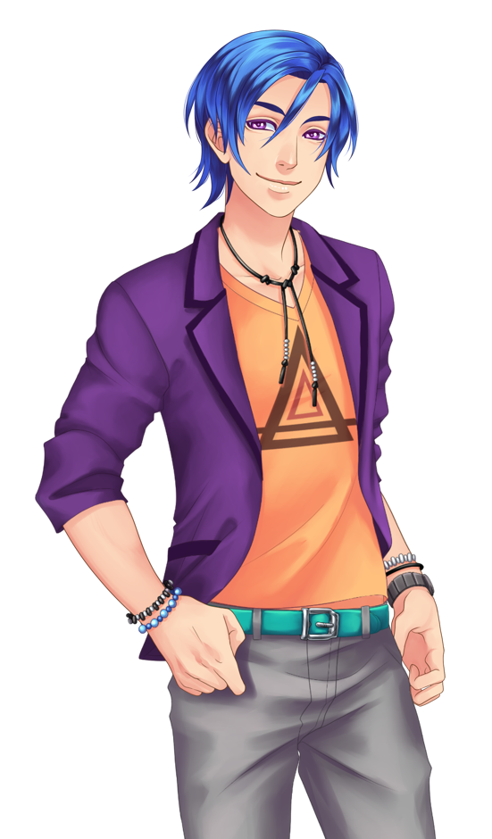 Personnage : Alexy