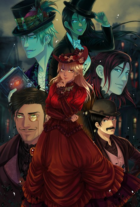 Murder Party Halloween 2020