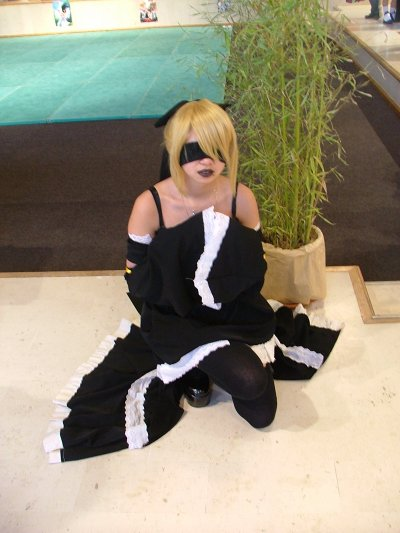 Cosplay Len Kagamine Imitation black version