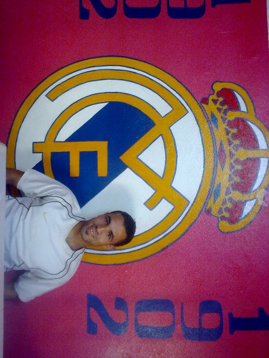 forza real madrid