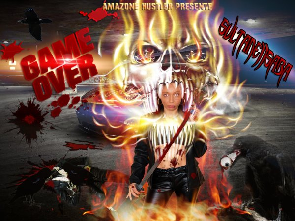 "MIXTAPE AMAZONE URBAINE 1.2 / GAME OVER ""SULTANE2SABA (2012)"
