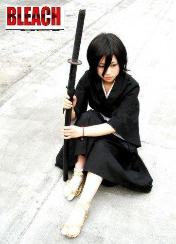 Cosplay Rukia