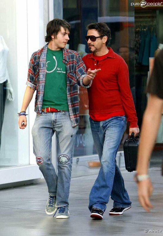 RDJ and Indio ;)