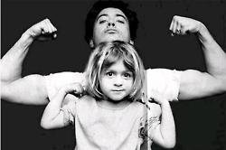 RDJ and Little RDJ ;)