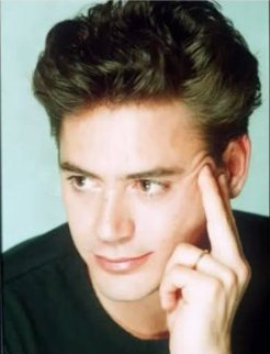 RDJ you're so Gorgeous <3