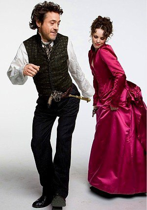 Oh so cute  RDJ and Rachèle <3