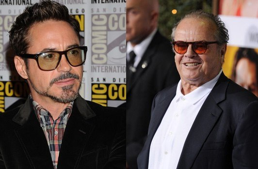 Jack Nicholson en père de Robert Downey Jr dans The Judge ?