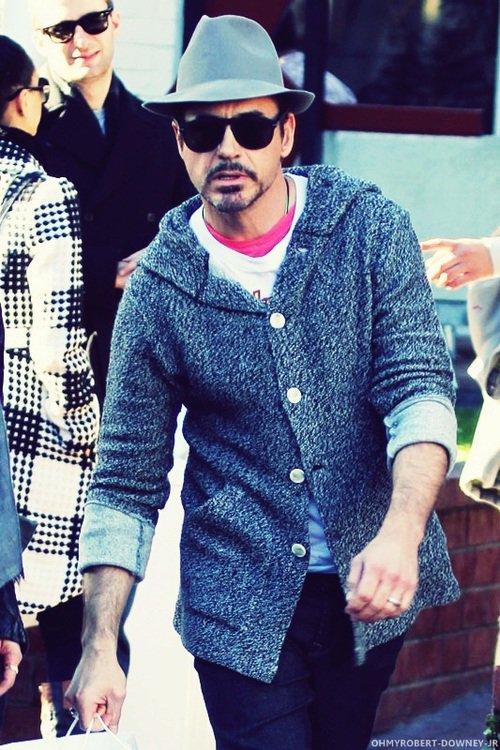 RDJ's Style Again <3