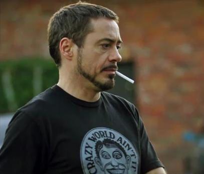 Rob & Cigarette <3