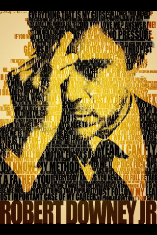 Ah The Best Downey <3