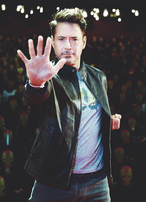 He's Tony <3