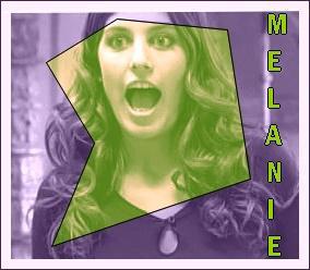 Laetitia Milot alias Melanie Rinato