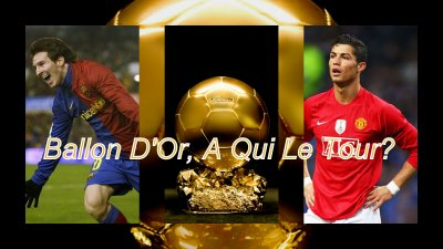 Ballon D'Or , A Qui Le Tour?