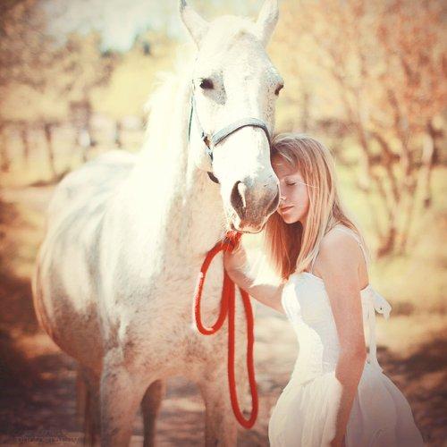 « Apprenez à écouter ce que votre cheval murmure à votre oreille. »