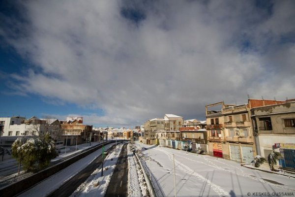setif sous la neige