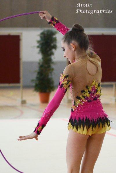 Championnat de France universitaire : Démo de Maena