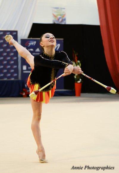 Les individuelles DN3 de la SM Orléans Gym
