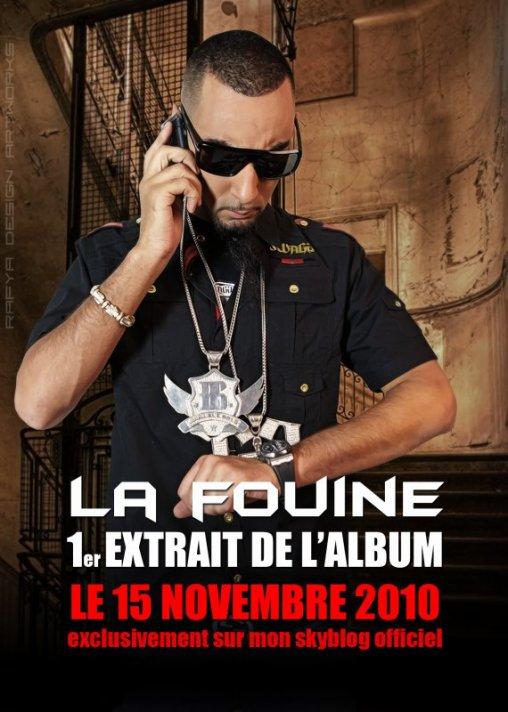 """Préparez-vous ! ! ! Clip de LA FOUINE feat ROHFF """"PASSE LEUR LE SALAM"""" Aujourd'hui avant 18H!  1er extrait de l'album ! ! ! On est ensemble la famille ! C'est çaaaaaaaaaaa !!!!!!!!!!!!!!"""