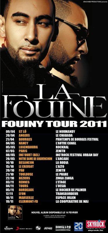 LE FOUINY TOUR