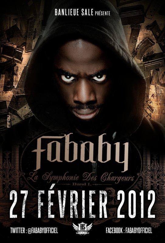 ALBUM DISPONIBLE FABABY - La Symphonie Des Chargeurs