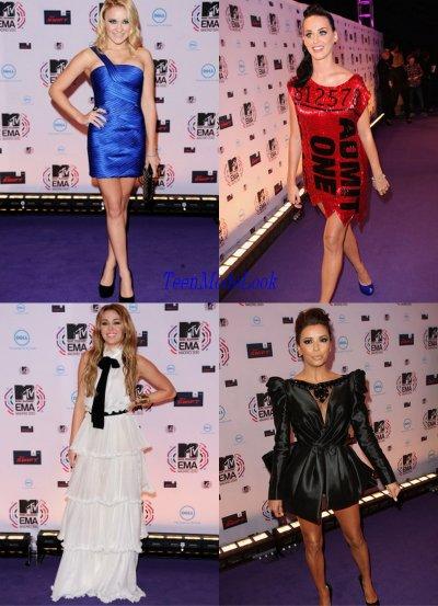 Quelles  tenue des EMA's  préférer vous ?