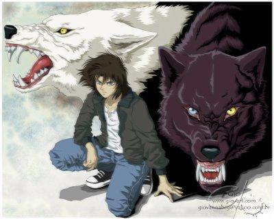 Wolf'ss rain