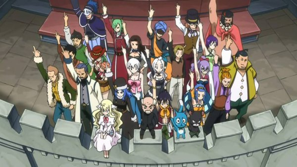 "Le signe de Fairy Tail ""L"""