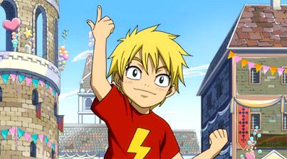 """Le signe de Fairy Tail """"L"""""""