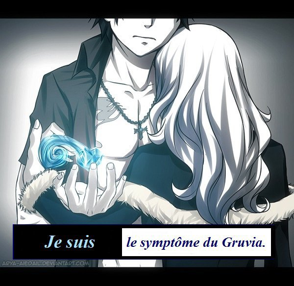 Je suis le Symptome...♥